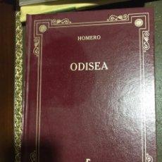Libros: ODISEA HOMERO. Lote 191078613