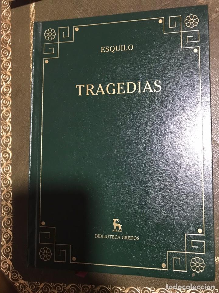 TRAGEDIAS ESQUILO (Libros Nuevos - Humanidades - Filosofía)