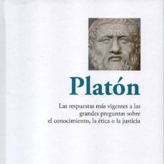 Livros: PLATON - COLECCION APRENDER A PENSAR, DESCUBRE LA FILOSOFIA, RBA (PRECINTADO). Lote 193672837