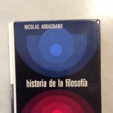 Libros: HISTORIA DE LA FILOSOFÍA ( TOMO II ). Lote 199081420