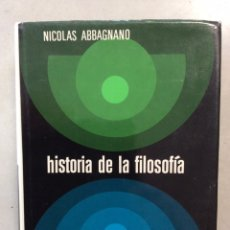 Libros: HISTORIA DE LA FILOSOFÍA (TOMO III). Lote 199081612