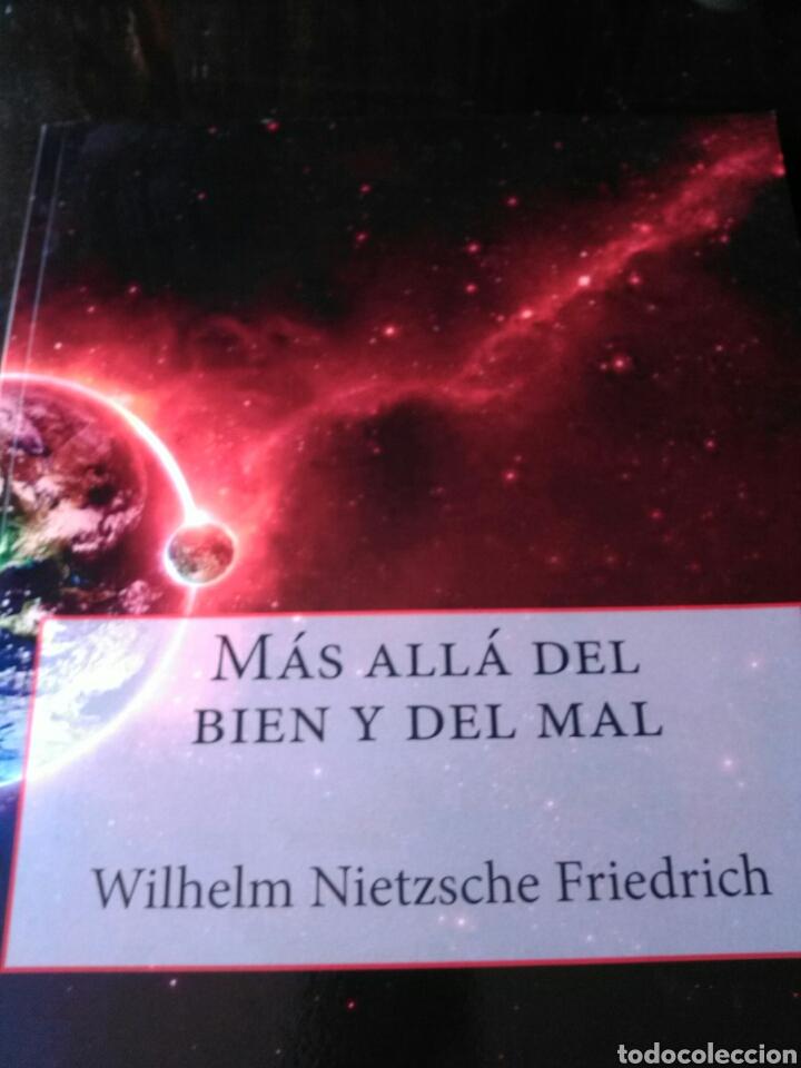 Libros: NIETZSCHE. MÁS ALLÁ DEL BIEN Y DEL MAL. - Foto 2 - 202319296