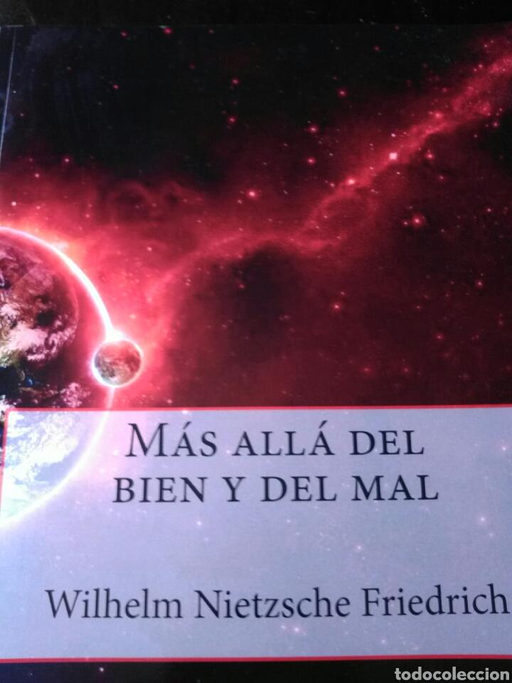 NIETZSCHE. MÁS ALLÁ DEL BIEN Y DEL MAL. (Libros Nuevos - Humanidades - Filosofía)