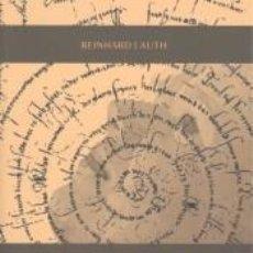 Libros: SCHELLING ANTE LA DOCTRINA DE LA CIENCIA DE FICHTE. Lote 206237231