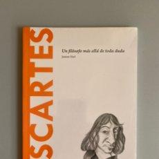 Libros: DESCARTES. UN FILÓSOFO MÁS ALLÁ DE TODA DUDA - JAUME XIOL. Lote 210383776