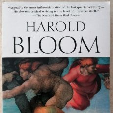 Libros: WHERE SHALL WISDOM BE FOUND? - HAROLD BLOOM - PENGUIN RANDOM HOUSE - 2005. Lote 210468181
