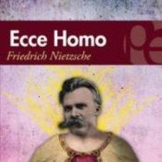 Libros: ECCE HOMO. Lote 211256560