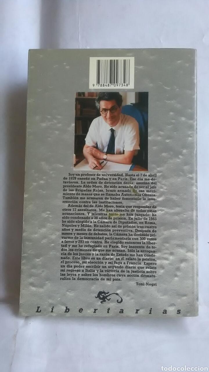 Libros: Toni Negri. El tren de Finlandia. - Foto 2 - 211774642