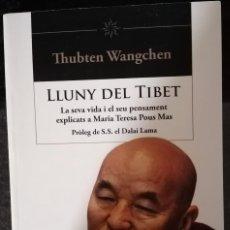 Libros: LLUNY DEL TIBET - THUBTEN WANGCHEN - VIENA EDICIONS - 2018. Lote 212813020