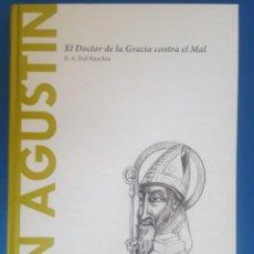 Libros: LIBRO / SAN AGUSTIN - EL DOCTOR DE LA GRACIA CONTRA EL MAL / E.A. DAL MASCHIO, BATISCAFO 2015. Lote 215138338