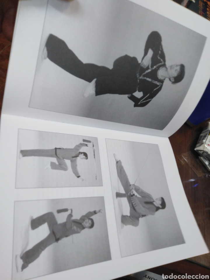 Libros: TAI CHI CON ESPADA-LA PALMA DE LOS 8 DIAGRAMAS-SHING YEN-LING,EDITA PAIDOTRIBO,2004,ILUSTRADO - Foto 8 - 218805857