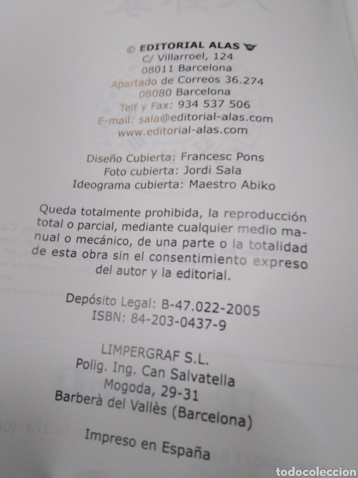 Libros: BAGUA ZHANG-EL PODER DEL CÍRCULO MAGICO-SHIFU CARLOS GARCÍA,EDITA ALAS,2005,NUEVO SIN LEER - Foto 5 - 218815011