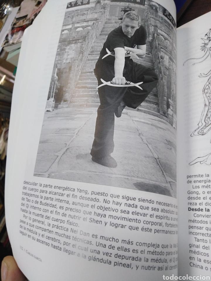 Libros: BAGUA ZHANG-EL PODER DEL CÍRCULO MAGICO-SHIFU CARLOS GARCÍA,EDITA ALAS,2005,NUEVO SIN LEER - Foto 8 - 218815011