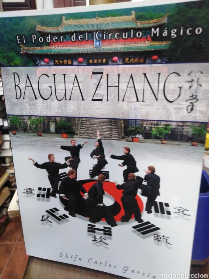 BAGUA ZHANG-EL PODER DEL CÍRCULO MAGICO-SHIFU CARLOS GARCÍA,EDITA ALAS,2005,NUEVO SIN LEER (Libros Nuevos - Humanidades - Filosofía)