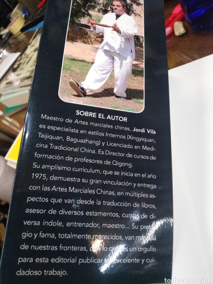 Libros: CURSO DE QIGONG-TEORIA Y PRÁCTICA-2 TOMOS COMPLETO,JORDI VILA I OLIVERAS,EDITA ALAS,ILUSTRADO - Foto 6 - 218815421