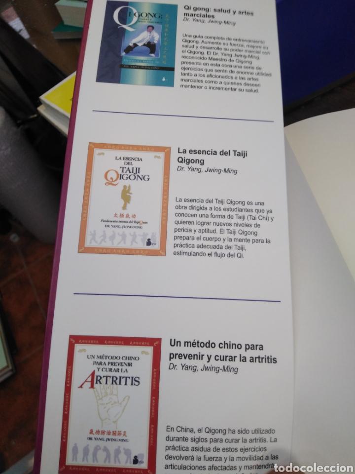 Libros: XINGYI QUAN-TEORÍA,APLICACIONES,TÁCTICA DE LUCHA Y ESPÍRITU,MAESTRO LIANG SHOU-YI,EDITA SIRIO,2004, - Foto 4 - 218816036