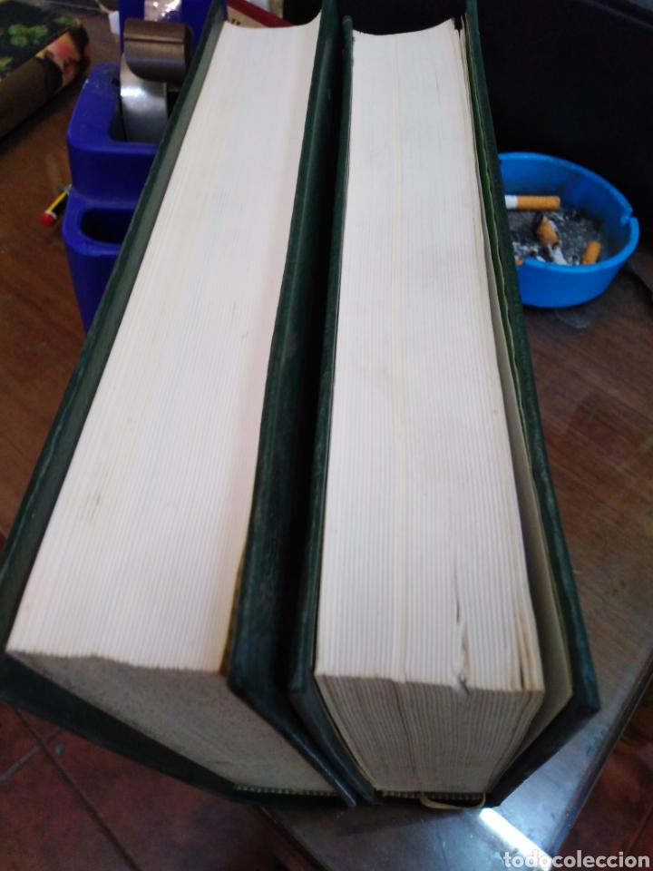 Libros: EL CAPITAL-CARLOS MARX-2 TOMOS COMPLETO,EDITA E.D.A.F-CUÑO DE ANTIGUO PROPIETARIO,PAPEL BIBLIA, - Foto 4 - 218969526