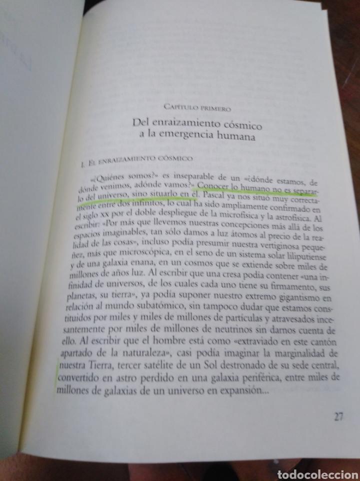 Libros: EL MÉTODO-LA HUMANIDAD DE LA HUMANIDAD-LA IDENTIDAD HUMANA,EDGAR MORIN,EDITA CÁTEDRA,1°EDICION 2003, - Foto 8 - 219042285