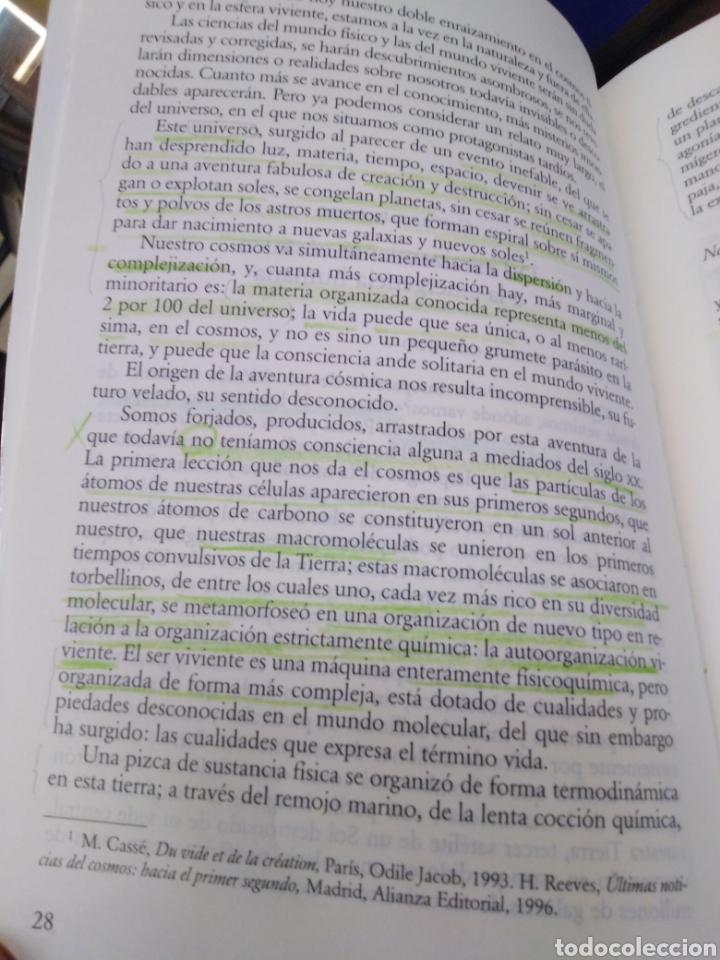 Libros: EL MÉTODO-LA HUMANIDAD DE LA HUMANIDAD-LA IDENTIDAD HUMANA,EDGAR MORIN,EDITA CÁTEDRA,1°EDICION 2003, - Foto 9 - 219042285