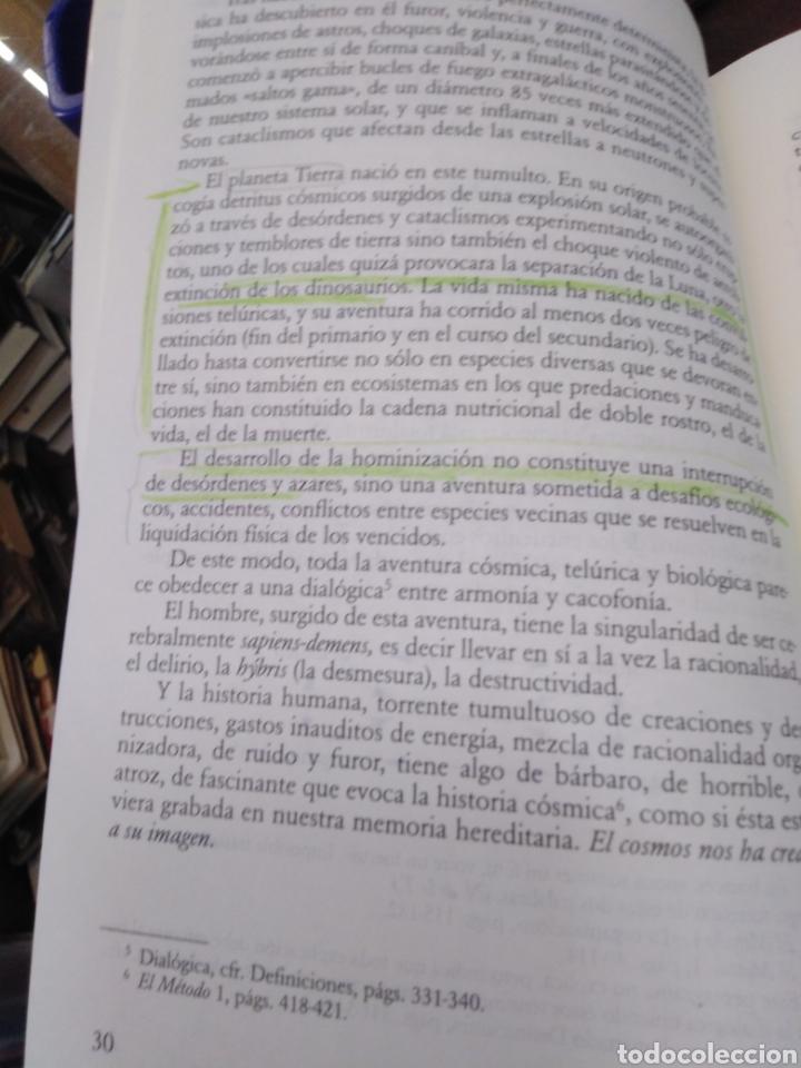 Libros: EL MÉTODO-LA HUMANIDAD DE LA HUMANIDAD-LA IDENTIDAD HUMANA,EDGAR MORIN,EDITA CÁTEDRA,1°EDICION 2003, - Foto 11 - 219042285