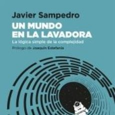 Libros: UN MUNDO EN LA LAVADORA. Lote 219056032