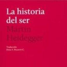 Libros: LA HISTORIA DEL SER. Lote 219295908