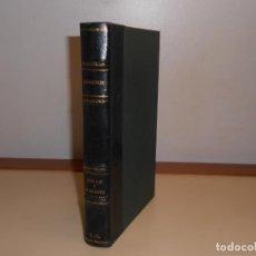 Libros: EXCELENTE ENCUADERNACIÓN ARTESANAL EN MEDIA PIEL - EINSTEIN , IDEAS Y OPINIONES - BOSCH EDITOR ,3º. Lote 221260402