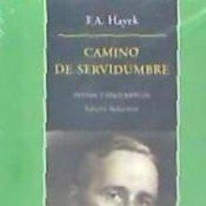 Libros: CAMINO DE SERVIDUMBRE (RÚSTICA). Lote 221603842