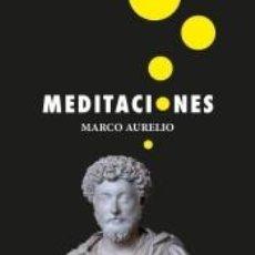 Libros: MEDITACIONES. Lote 221915420