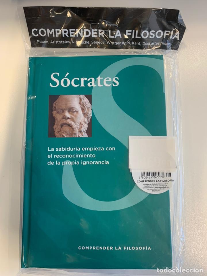 COLECCIÓN FILOSOFÍA SÓCRATES (Libros Nuevos - Humanidades - Filosofía)
