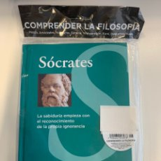Libros: COLECCIÓN FILOSOFÍA SÓCRATES. Lote 222302547