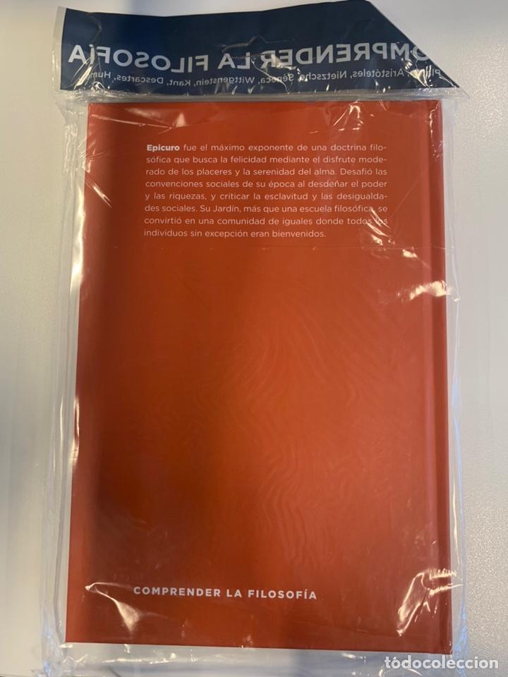 Libros: COLECCIÓN FILOSOFÍA EPICURO - Foto 2 - 222302592