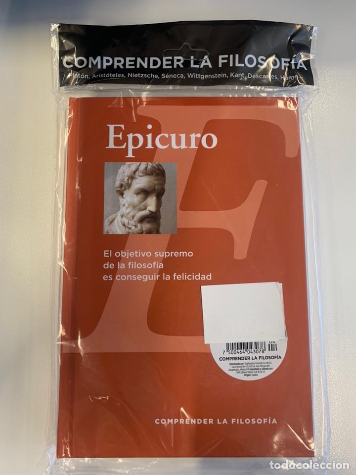 COLECCIÓN FILOSOFÍA EPICURO (Libros Nuevos - Humanidades - Filosofía)