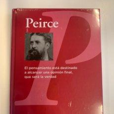 Libros: COLECCIÓN FILOSOFÍA PEIRCE. Lote 222302668