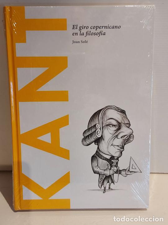 KANT / EL GIRO COPERNICANO / JOAN SOLÉ / DESCUBRIR LA FILOSOFÍA / 3 / PRECINTADO. (Libros Nuevos - Humanidades - Filosofía)