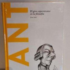 Libros: KANT / EL GIRO COPERNICANO / JOAN SOLÉ / DESCUBRIR LA FILOSOFÍA / 3 / PRECINTADO.. Lote 227154455