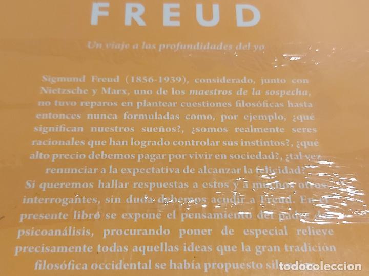 Libros: FREUD / UN VIAJE A LAS PROFUNDIDADES... / MARC PEPIOL / DESCUBRIR LA FILOSOFÍA / 13 / PRECINTADO. - Foto 2 - 249470765