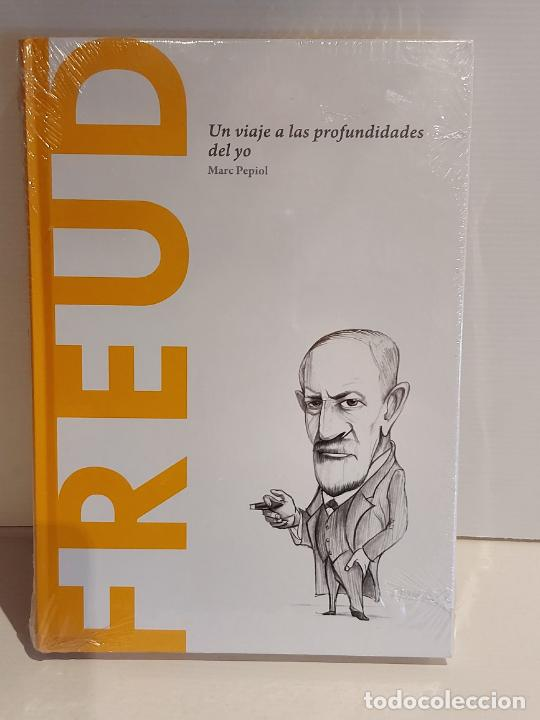 FREUD / UN VIAJE A LAS PROFUNDIDADES... / MARC PEPIOL / DESCUBRIR LA FILOSOFÍA / 13 / PRECINTADO. (Libros Nuevos - Humanidades - Filosofía)