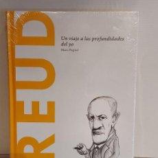 Libros: FREUD / UN VIAJE A LAS PROFUNDIDADES... / MARC PEPIOL / DESCUBRIR LA FILOSOFÍA / 13 / PRECINTADO.. Lote 227154770