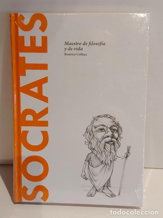 SOCRATES / MAESTRO DE FILOSOFÍA Y DE VIDA / DESCUBRIR LA FILOSOFÍA / 41 / PRECINTADO. (Libros Nuevos - Humanidades - Filosofía)