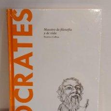 Libros: SOCRATES / MAESTRO DE FILOSOFÍA Y DE VIDA / DESCUBRIR LA FILOSOFÍA / 41 / PRECINTADO.. Lote 249470615