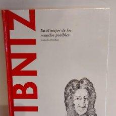Libros: LEIBNIZ / EN EL MEJOR DE LOS MUNDOS POSIBLES / DESCUBRIR LA FILOSOFÍA / 29 / PRECINTADO.. Lote 227167165