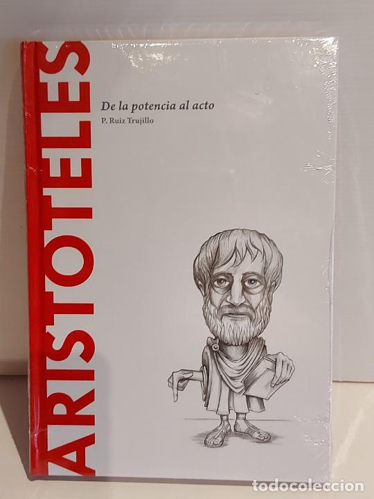 ARISTOTELES / DE LA POTENCIA AL ACTO / DESCUBRIR LA FILOSOFÍA / 4 / PRECINTADO. (Libros Nuevos - Humanidades - Filosofía)