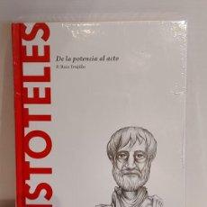 Libros: ARISTOTELES / DE LA POTENCIA AL ACTO / DESCUBRIR LA FILOSOFÍA / 4 / PRECINTADO.. Lote 227185055