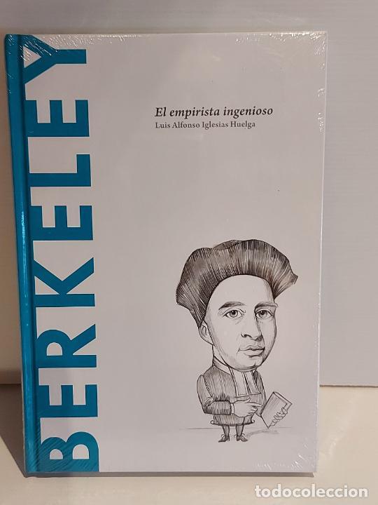 BERKELEY / EL EMPIRISTA INGENIOSO / DESCUBRIR LA FILOSOFÍA / 37 / PRECINTADO. (Libros Nuevos - Humanidades - Filosofía)