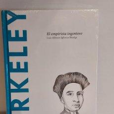 Libros: BERKELEY / EL EMPIRISTA INGENIOSO / DESCUBRIR LA FILOSOFÍA / 37 / PRECINTADO.. Lote 227190129