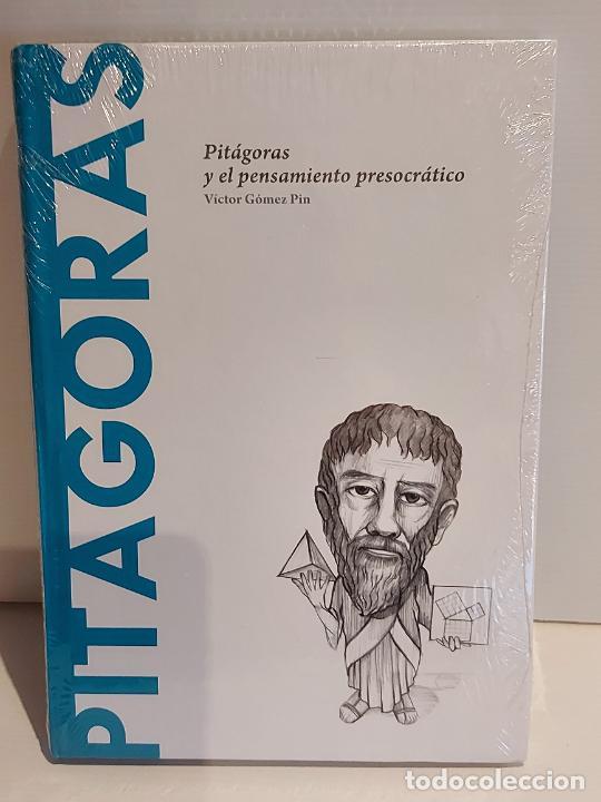 PITAGORAS / ...Y EL PENSAMIENTO PRESOCRÁTICO / DESCUBRIR LA FILOSOFÍA / 12 / PRECINTADO. (Libros Nuevos - Humanidades - Filosofía)