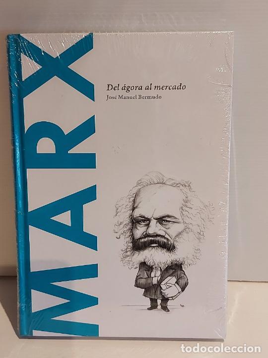 MARX / DEL ÁGORA AL MERCADO / DESCUBRIR LA FILOSOFÍA / 7 / PRECINTADO. (Libros Nuevos - Humanidades - Filosofía)