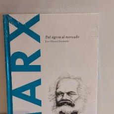 Libros: MARX / DEL ÁGORA AL MERCADO / DESCUBRIR LA FILOSOFÍA / 7 / PRECINTADO.. Lote 227190810