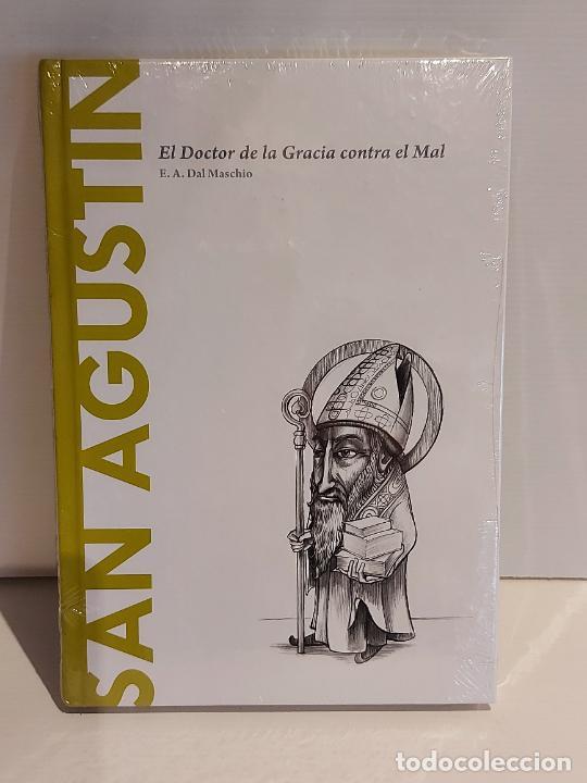 SAN AGUSTIN / EL DOCTOR DE LA GRACIA CONTRA EL MAL / DESCUBRIR LA FILOSOFÍA / 5 / PRECINTADO. (Libros Nuevos - Humanidades - Filosofía)